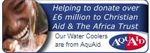 Supporting AquAid